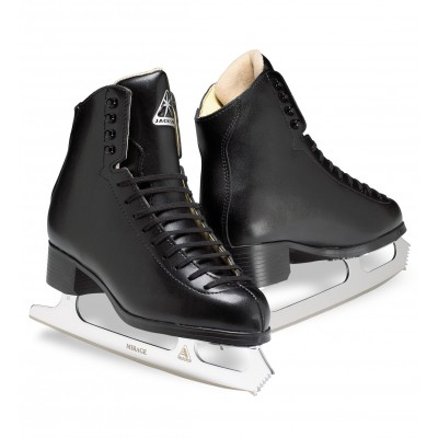 Jackson Marquis Mens Figure Ice Skates - Black