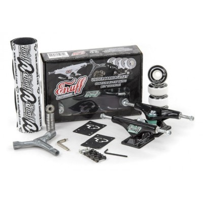 Enuff Decade Pro Undercarriage Truck Set - Black