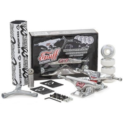 Enuff Decade Pro Undercarriage Truck Set - Polished