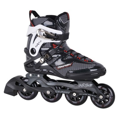 Tempish HX 1.6 84 Inline Skates - Black/Red