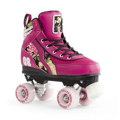 Rio Roller Flower Quad Roller Skates