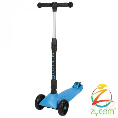 Zycom Zinger 3 Wheel Kids Scooter - Blue/Black