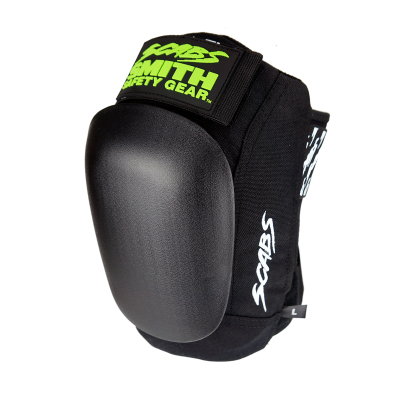 Smith Scabs Skate Knee Pads - Black