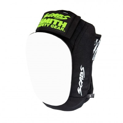 Smith Scabs Skate Knee Pads - Black/White
