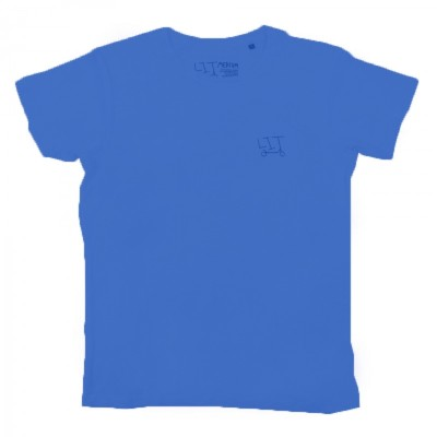 Undialed LIT T-Shirt - Blue