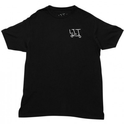 Undialed LIT T-Shirt - Black