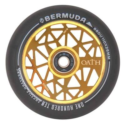 Oath Bermuda Scooter Wheel - Neogold