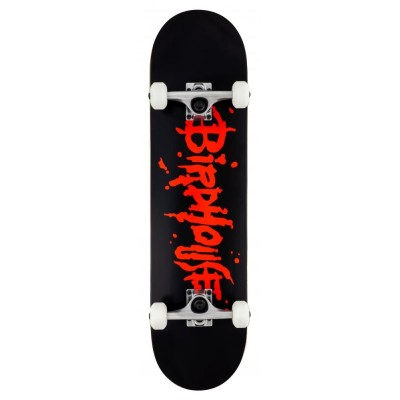 Birdhouse Stage 1 Blood Logo Complete Skateboard - 8""