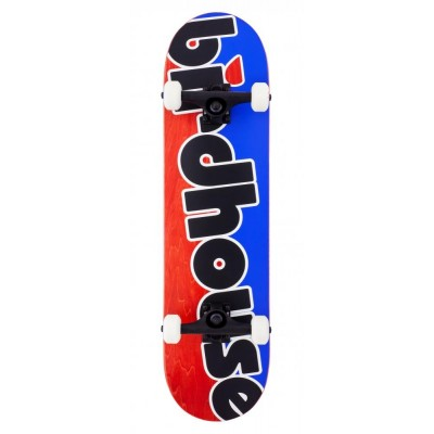 Birdhouse Stage Toy Logo Complete Skateboard - 8""