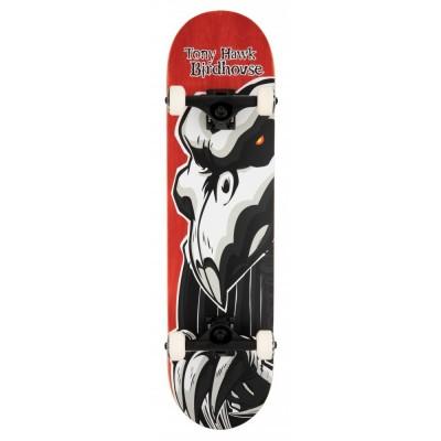 "Rocket Fade Series Complete Skateboard - Red/Black 8"""