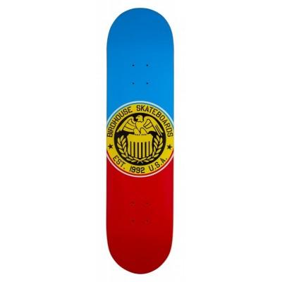 "Birdhouse Eagle Logo Skateboard Deck - 8"""