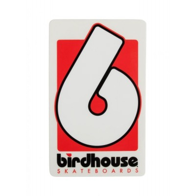 Birdhouse B Logo Skateboard Sticker