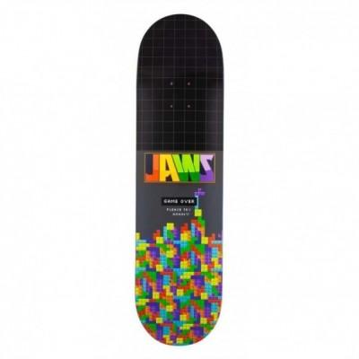 "Birdhouse Pro Jaws Blocks Skateboard Deck - Black 8.25"""