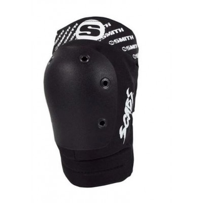 Smith Scabs Elite Knee Pad - Black/Black