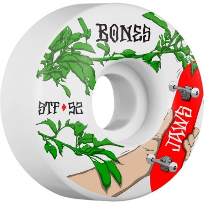 Bones STF Homoki Forbidden V1 52mm Skateboard Wheels