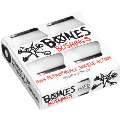 Bones Wheels Bushing 96a Hard Hardcore - White