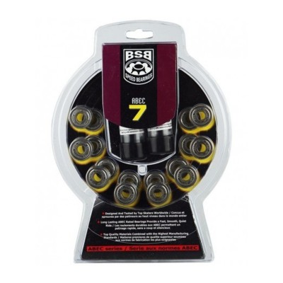 BSB Abec 7 Speed Bearings (16 pack)