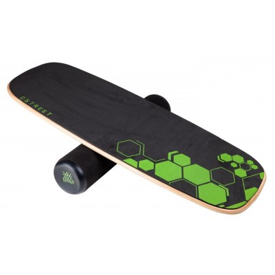 D Street Balance Board Hexagon All-round Multi 32""