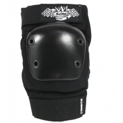 Smith Scabs Crown Elbow Pads - Black