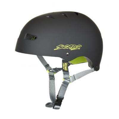 Smith Scabs Elite Helmet - Black