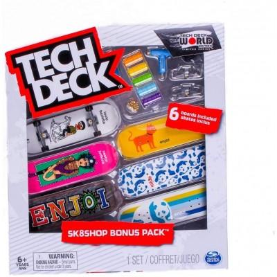 Tech Deck Sk8Shop Bonus Pack - Enjoi