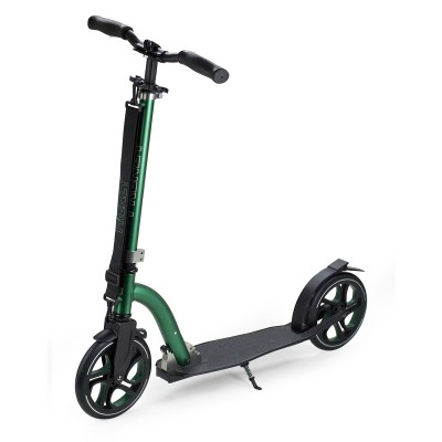 Frenzy 215mm Recreational Adult Scooter - Green