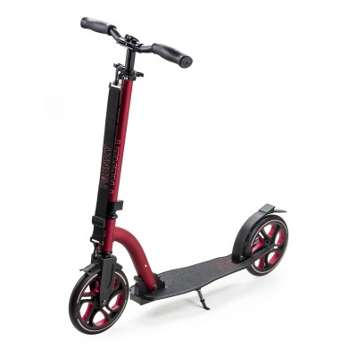 Frenzy 215mm Recreational Adult Scooter - Red