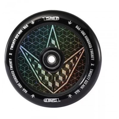 Blunt Hollow Core 120mm Scooter Wheel - Polished