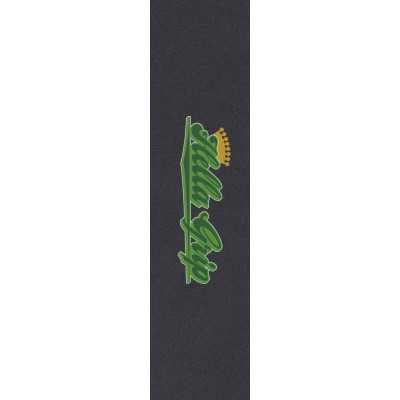 Hella Grip Classic Pro Scooter Grip Tape Royal Green