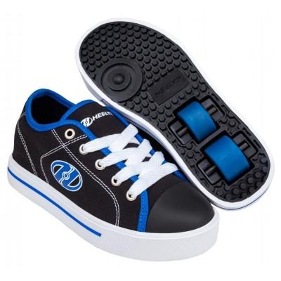 Heelys Classic X2 (HES10318) - Black/White/Blue