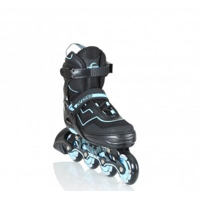Inferno Adjustable Inline Skates - Blue