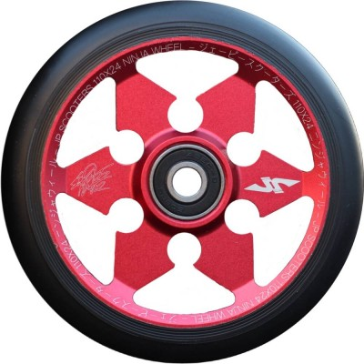 JP Ninja 6-Spoke Pro Scooter Wheel 110mm -  Sogo Sakakibara
