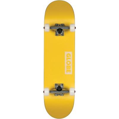 "Globe Kids Goodstock Skateboard 7.6"" - Mid Wheat"