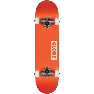 "Globe Kids Goodstock Skateboard 7.0"" - Mini Sunfire"