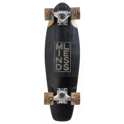 Mindless Stained Daily III Complete Cruiser - Black