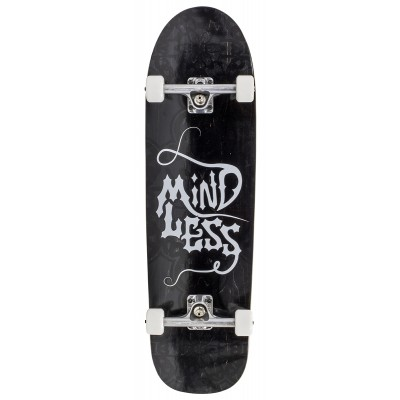 Mindless Gothic Cruiser - Black 9.25""