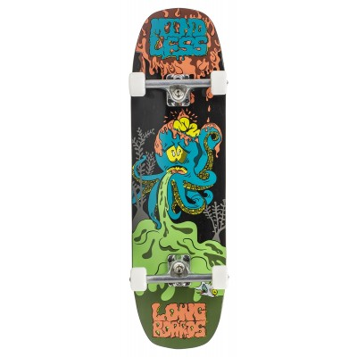 Mindless Octopuke Cruiser - Orange/Green