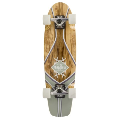 Mindless Core Cruiser Complete Longboard - Red Gum