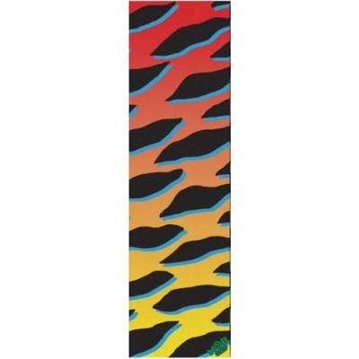 MOB Wyld Tiger Skateboard Griptape Multi