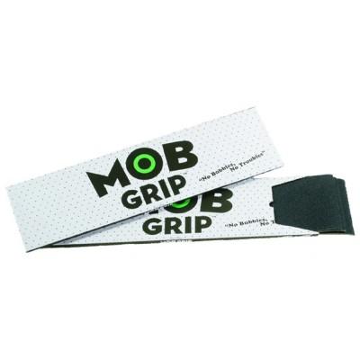 "MOB Griptape Skateboard Sheets Black 9"""