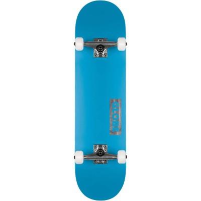 "Globe Goodstock Skateboard 8.375"" - Neon Blue"