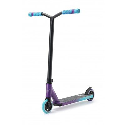 BLUNT ONE S3 Complete Scooter - Purple/Teal
