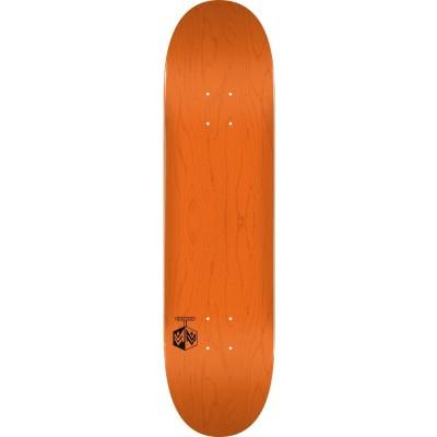 "Mini Logo Chevron Detonator Skateboard  Deck 8"" - Orange"