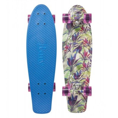 Penny Cruiser - Jungle Party Glow 27""