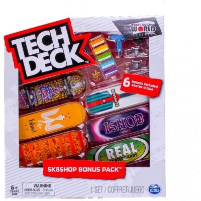 Tech Deck Sk8Shop Bonus Pack - Real