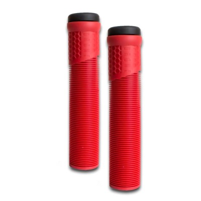 Drone Standard Scooter Grips - Red