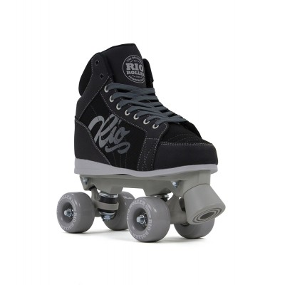 Rio Roller Lumina Quad Roller Skates - Red/Blue