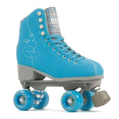 Rio Roller Signature Quad Skates - Blue