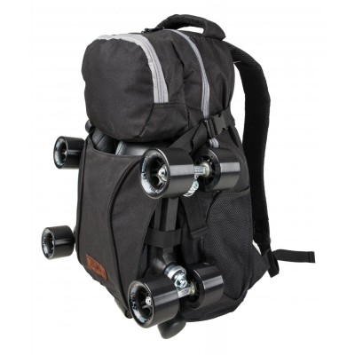 Rookie Bag Skatepack - Black 26L
