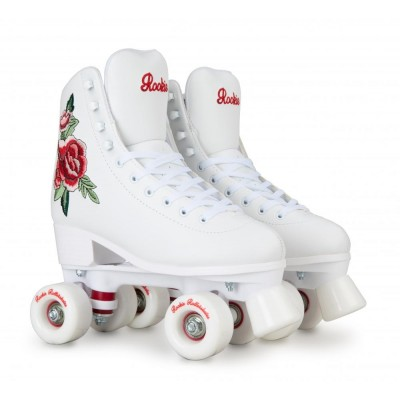 Rookie Rosa Roller Skates - White